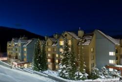 Hilton Whistler Exterior Winter Side Feb 15 250x169