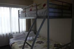 Owashi Lodge bunk room 250x167
