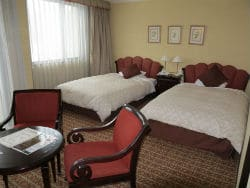 Tokyu standard room 250x188