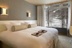 Green Leaf Suite Bedroom 250x167
