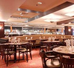 Hilton Portland dining 250x230