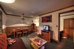 Residences Village Montana living room bedroom 250x167